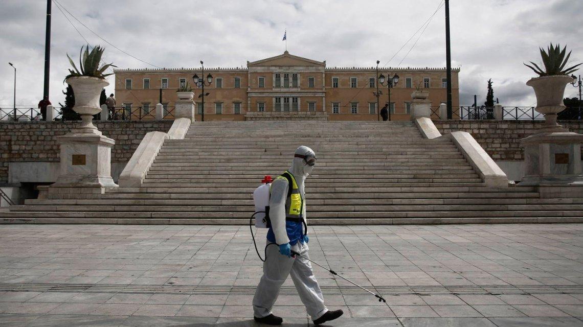 Grecia vuelve a la cuarentena total por la segunda ola de coronavirus