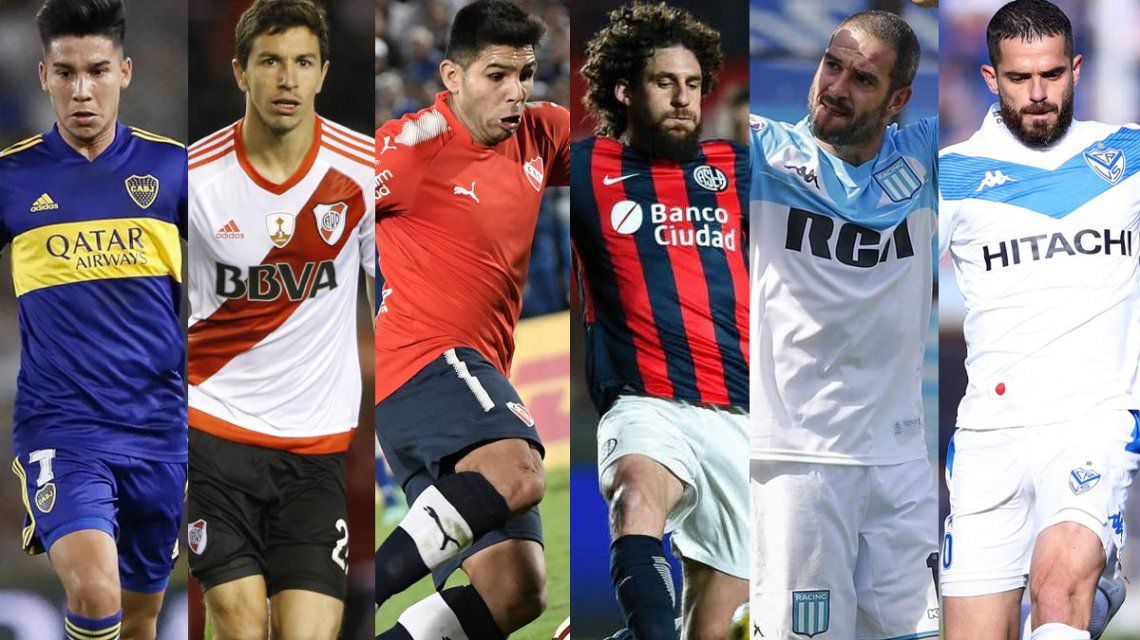 Liga Profesional de Fútbol: así quedaron las zonas