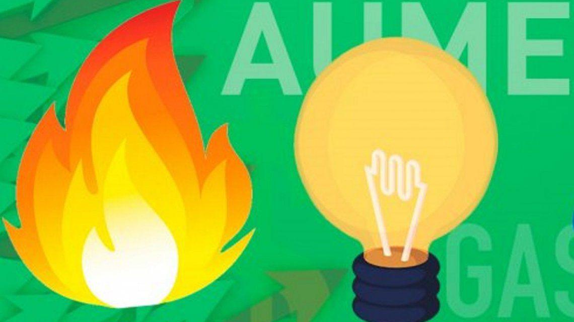 Fin del congelamiento: el próximo año volverán a subir las tarifas de luz y gas