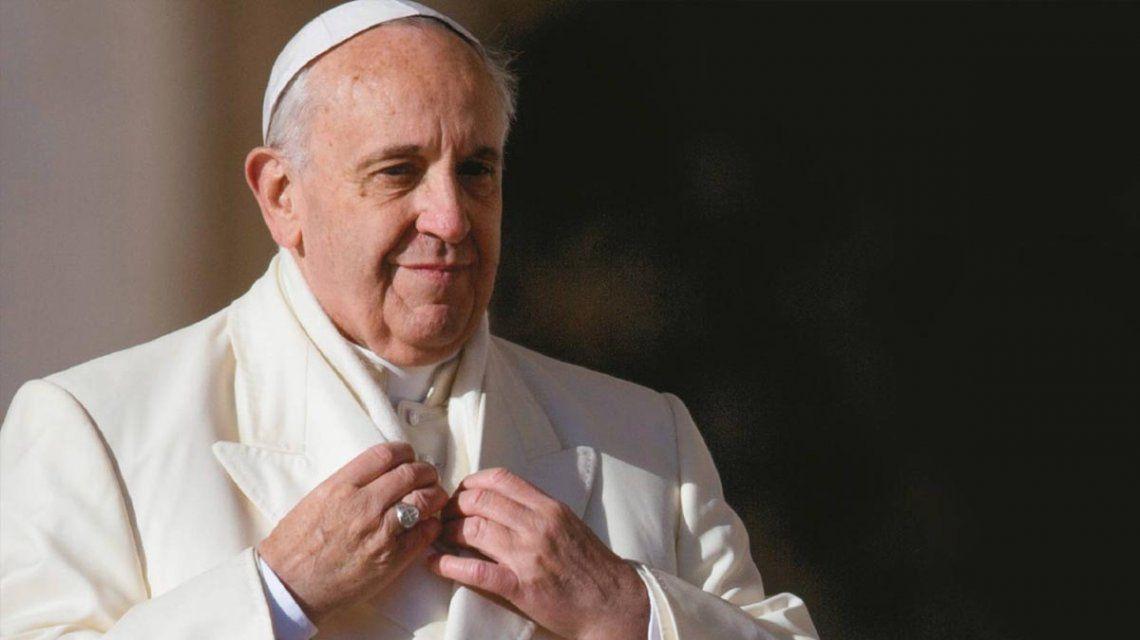 El Papa renovó su apoyo a la unión civil de parejas homosexuales
