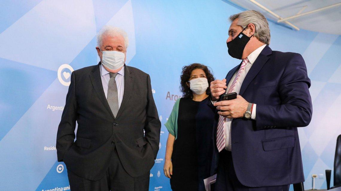 Coronavirus en la Argentina: cómo es el plan de vacunación que el Gobierno prevé a partir de fin de año