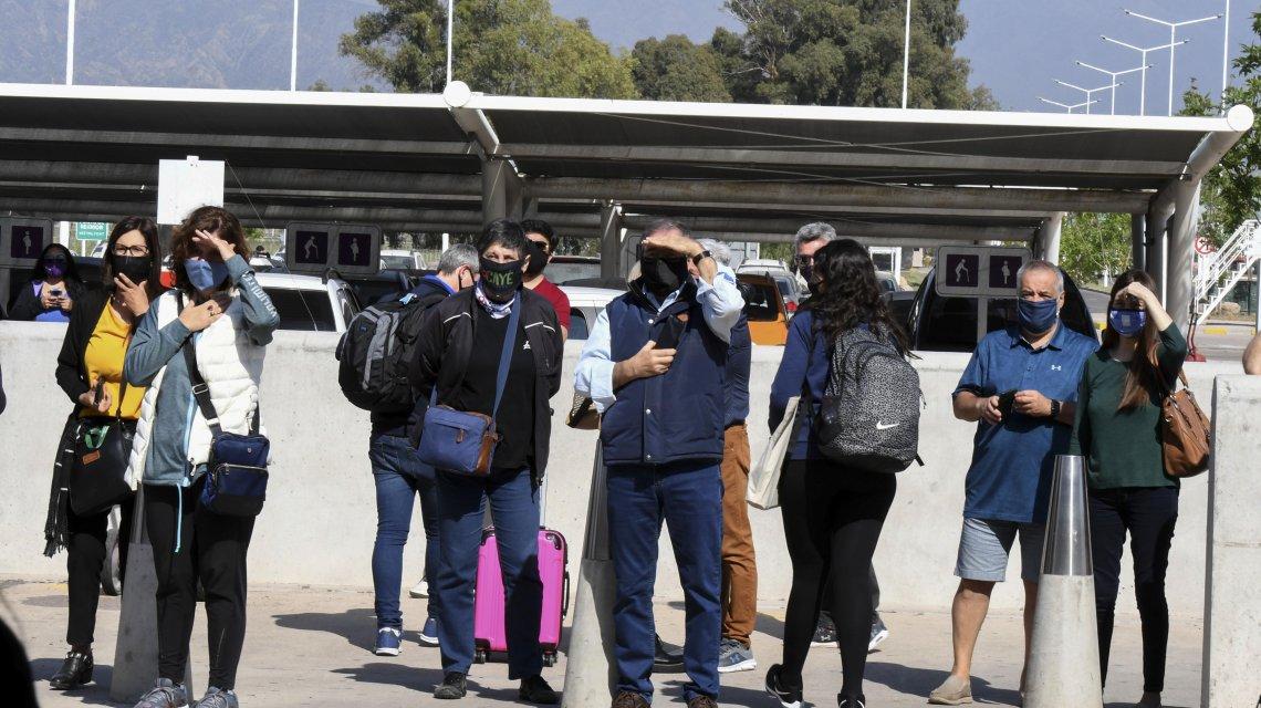 Transporte publicó los protocolos para volver a viajar