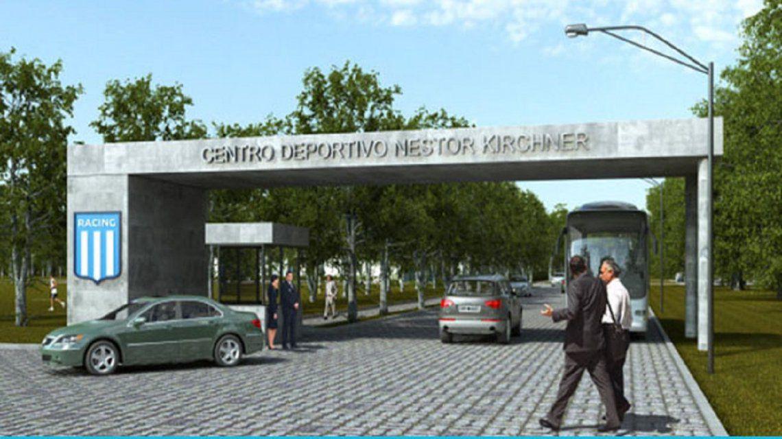 El Gobierno otorgó a Racing un predio de más de 30 hectáreas para construir su Centro Deportivo