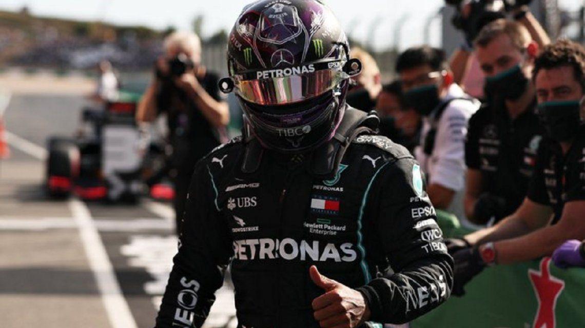 Fórmula 1: Hamilton rompió un nuevo récord y superó a Schumacher