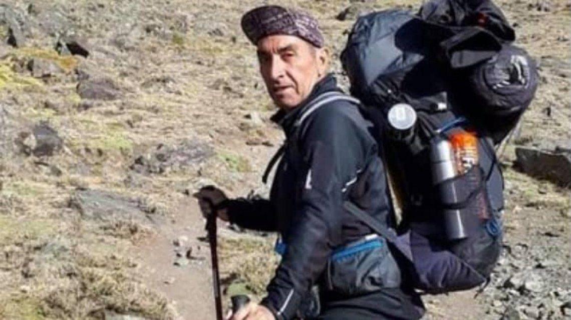 San Juan: hallaron muerto a un reconocido andinista