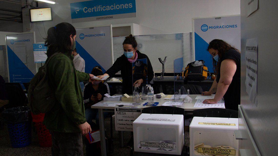 Chile tendrá nueva Constitución tras el plebiscito: el mensaje de Wado de Pedro