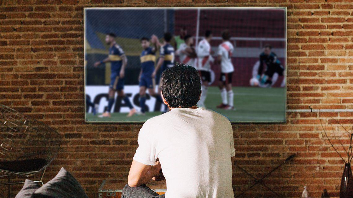 Cómo ver y dónde ver la Copa Liga Profesional del fútbol argentino por TV