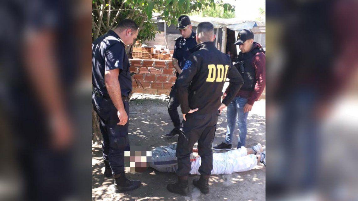 Virrey del Pino: Detuvieron a uno de los autores del crimen del colectivero de la línea 106