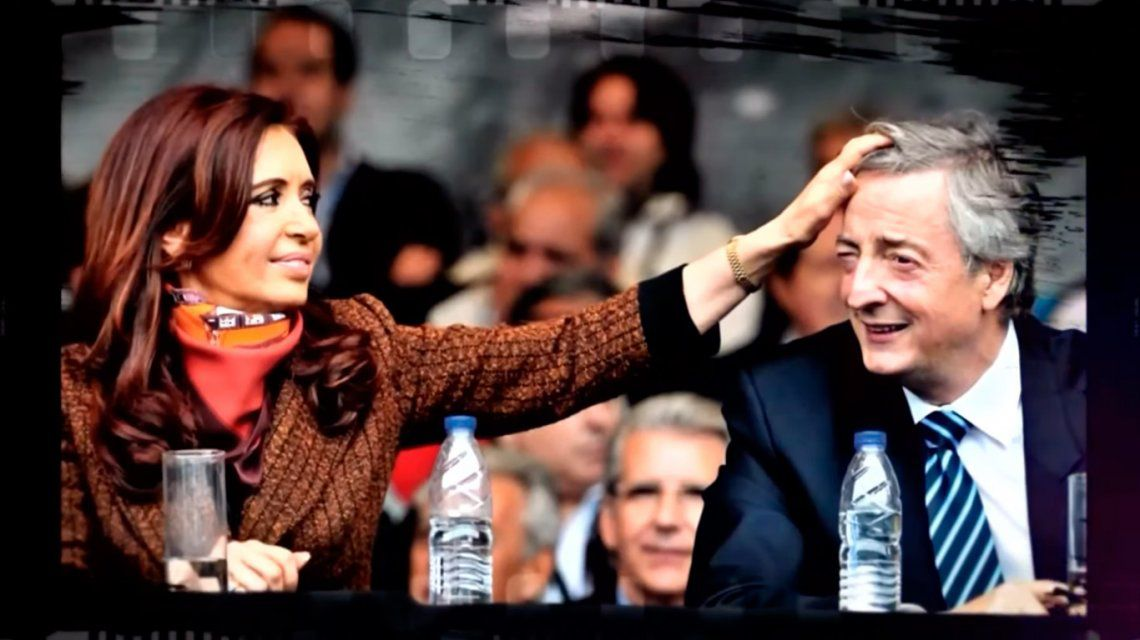El emotivo homenaje oficial a Néstor Kirchner a diez años de su muerte